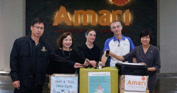 Amari Chula Love Earth Campaign